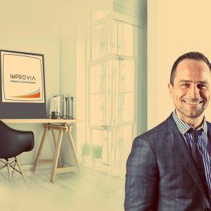 Armando Cignitti è il relatore di I-drive lo strumento manageriale di Improvia che porta le aziende italiane al miglioramento